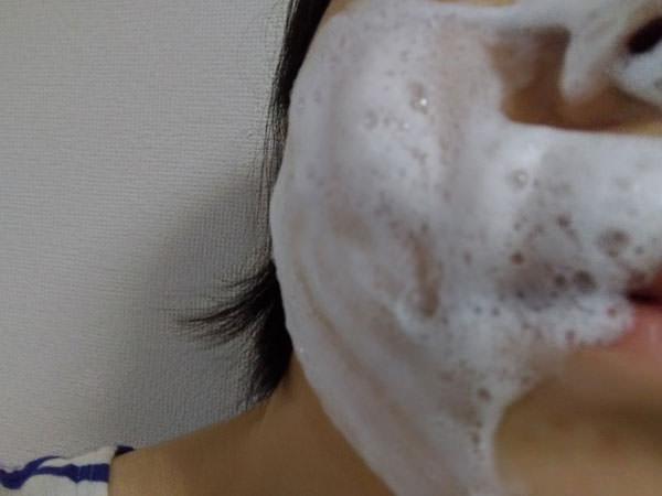 ロゼット洗顔パスタ海泥スムースの泡