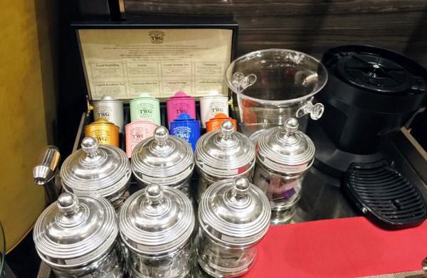 ザ ストリングス 表参道 「ZelkovA(ゼルコヴァ)」茶葉の種類