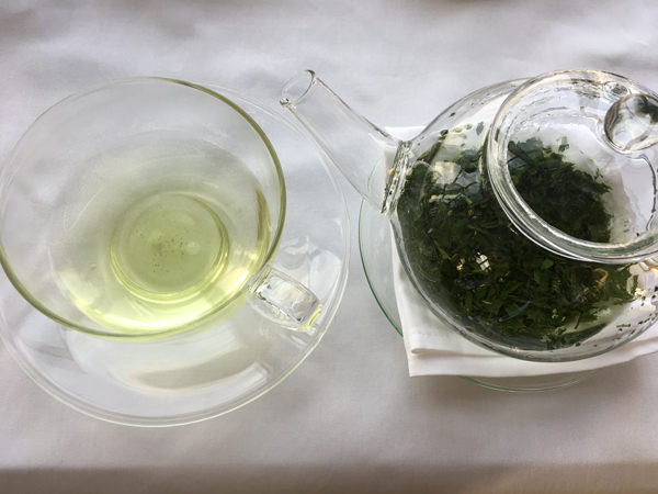 アフタヌーンティー 大和茶