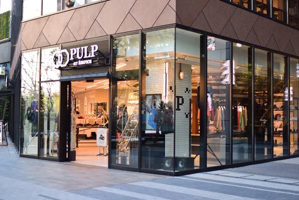 渋谷キャスト PULP 417 ÉDIFICE