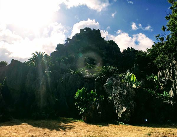 大石林山「悟空岩」
