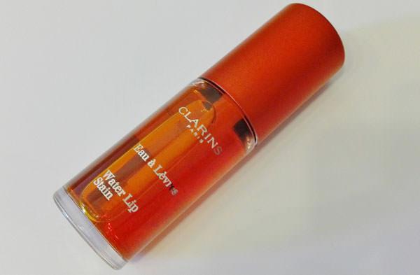 ウォーターリップ ステイン「02 orange water」を塗ってみた