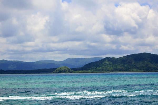 小浜島 細崎(くばざき)