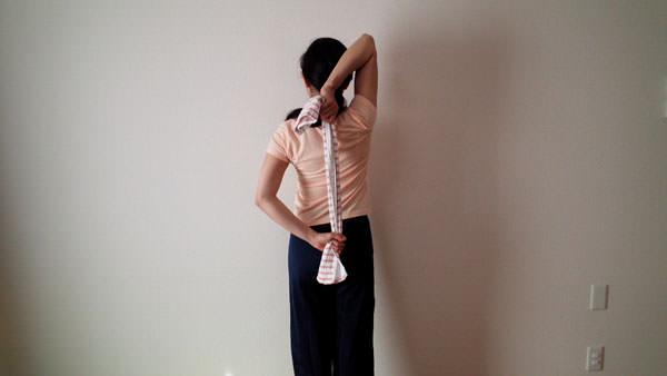 腕の筋膜リリース