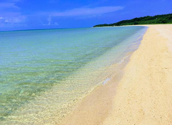 小浜島の隠れ家ビーチ「トゥマールビーチ」