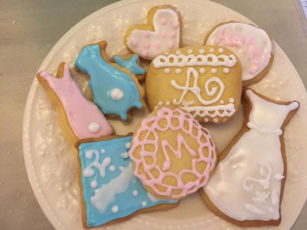 アイシングクッキーの簡単な作り方 初心者がデザインに挑戦!