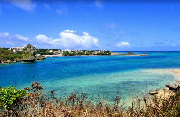 沖縄本島・うるま市の離島「伊計島」