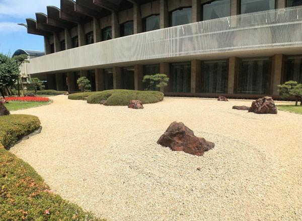 ホテルニューオータニ 石庭