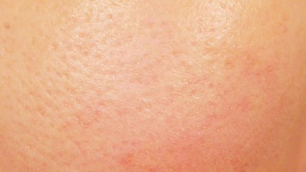 マキアージュ パーフェクトマルチベースBB使用後の肌