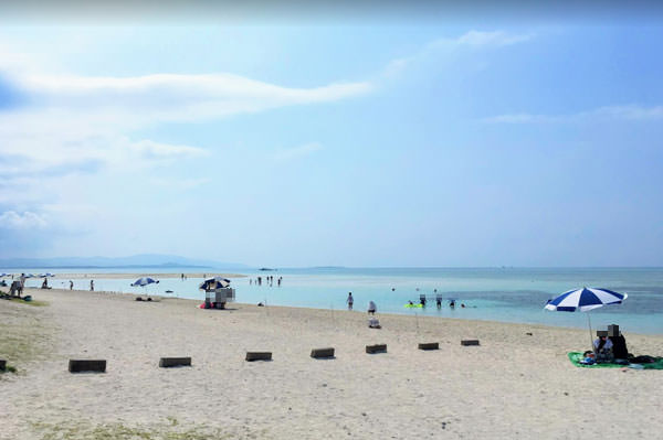 竹富島「コンドイビーチ」