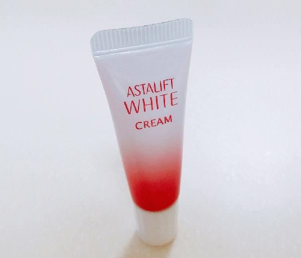 アスタリフトホワイトクリームでくすみ対策