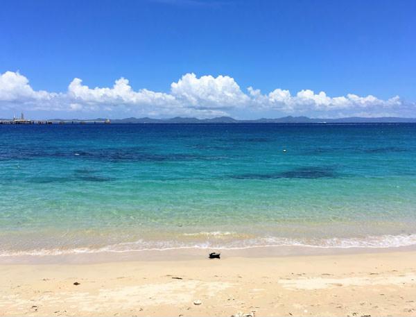 宮城島の隠れ家ビーチ「トンナハビーチ」