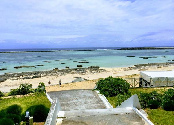 サイプレスリゾート久米島 シンリ浜