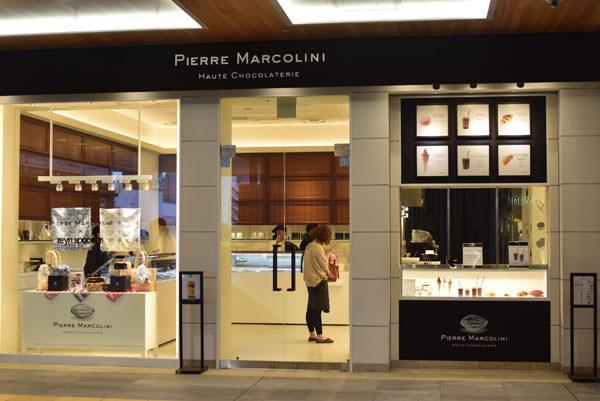 ピエール・マルコリーニ 新宿店
