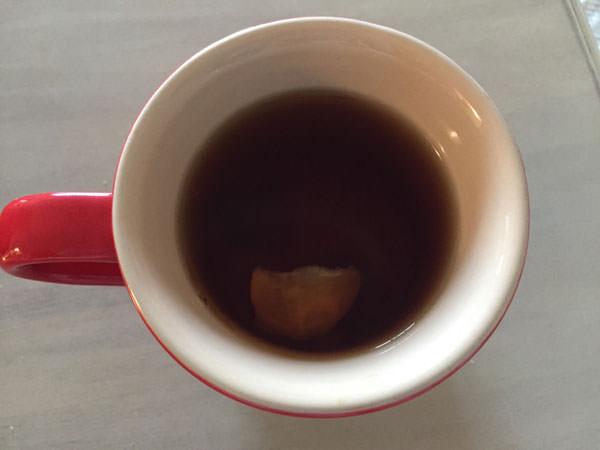 乾燥生姜紅茶