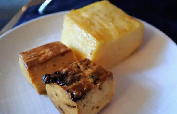 ホテルオークラ福岡「ラウンジ&バー ハカタガワ」アフタヌーンティー フレンチトーストとスコーン