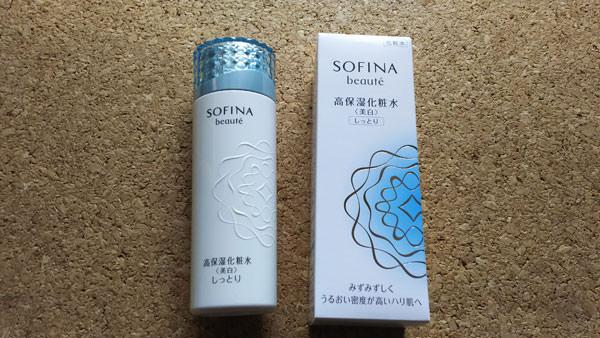 ソフィーナ ボーテ 高保湿美白化粧水(しっとり)