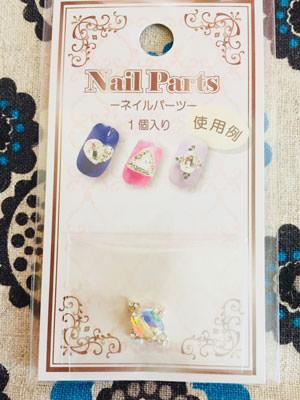 044blue-nail