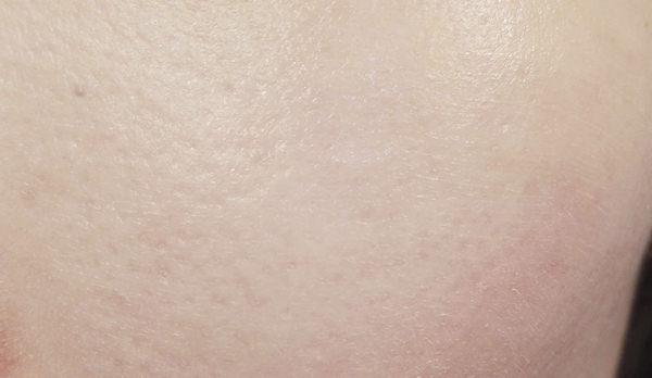 キス マットシフォンUVホワイトニングベースNを塗ってみた