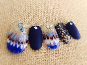 049peacock-nail