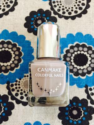 CANMAKEカラフルネイルズ62