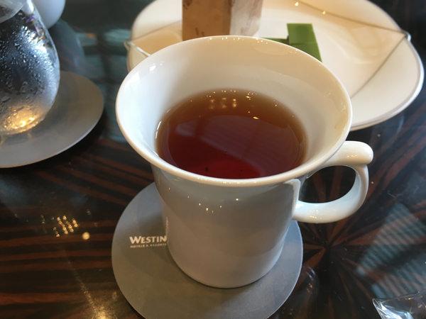 ウェスティンホテル東京 ザ・ラウンジ JINGイングリッシュブレックファースト