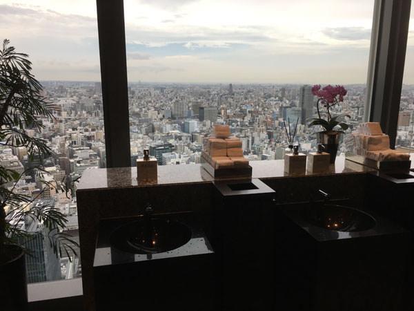 マンダリンオリエンタル東京のトイレ