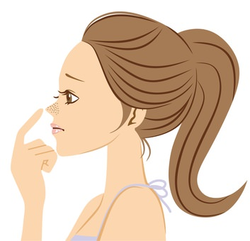 いちご鼻の原因と治し方完全版! 即効性のあるケア
