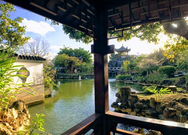 福州園【沖縄】本格的な中国庭園に行ってきた