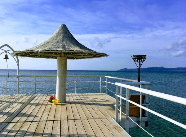 フサキビーチ【石垣島】へ女子旅!ミルミル本舗本店も行ったよ