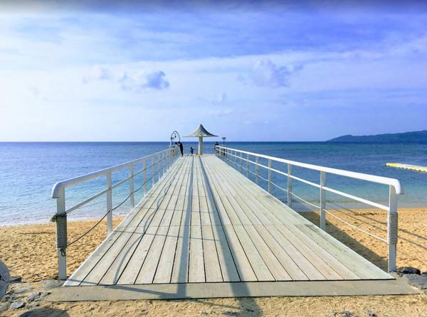 フサキビーチのエンジェルピア