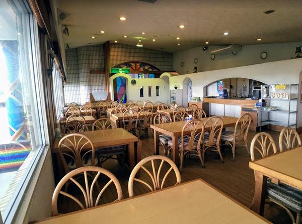 琉球ガラス村 福地食堂