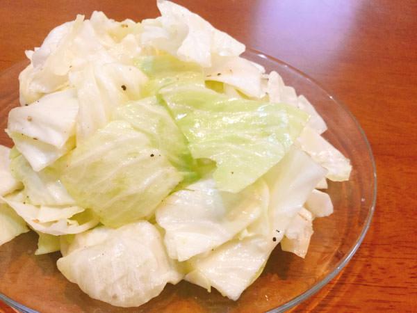 【無限レシピ6】やみつき塩キャベツ