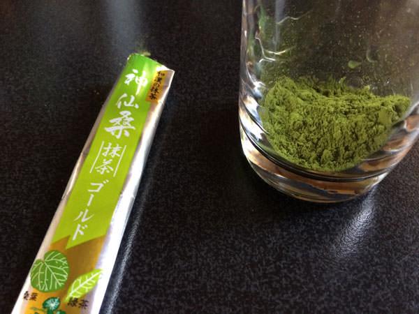 神仙桑抹茶ゴールドの作り方とアドバイス