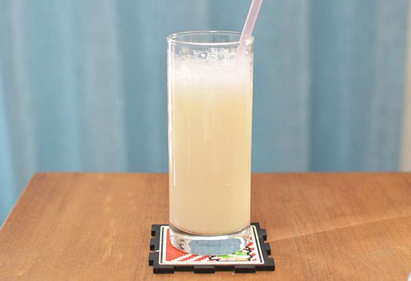 甘酒ソーダ