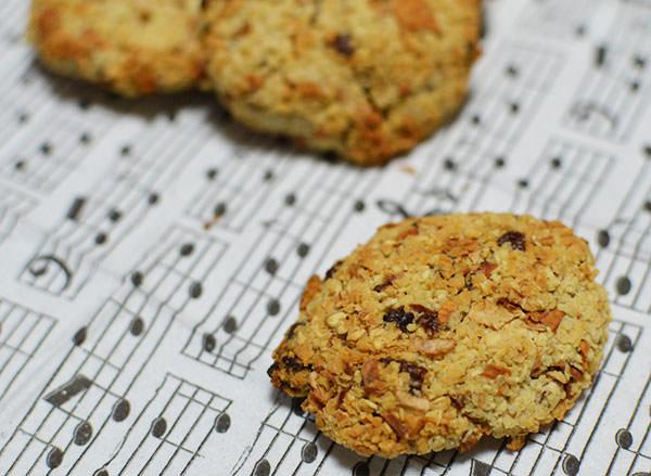 アーモンドパルプクッキー