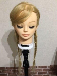 アナの髪型を子供にやってあげる場合に適したヘアスタイル