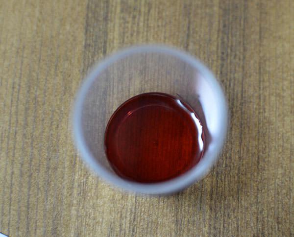 クレンジング酵素0 原液の味は