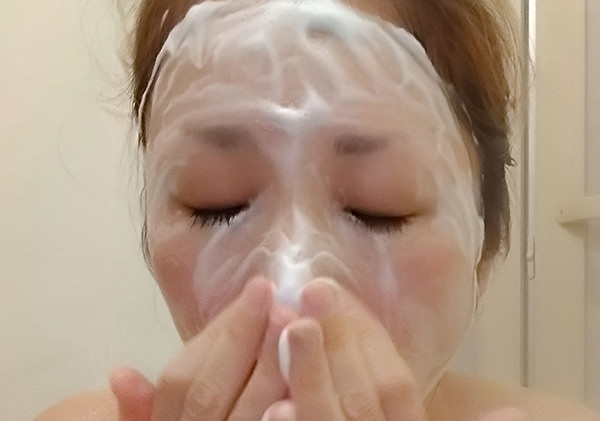 脱毛石鹸「K-OUT」で顔も洗ってみました