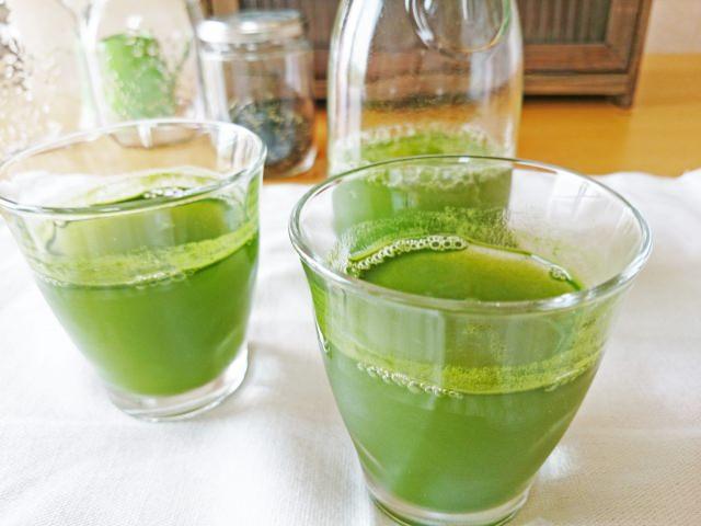 青汁だけ飲んでいれば野菜不足の解消ができる?