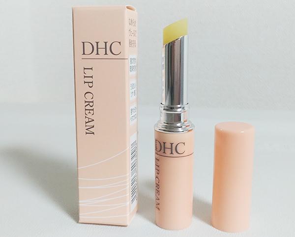 DHC 薬用リップクリーム 口コミ・効果を検証