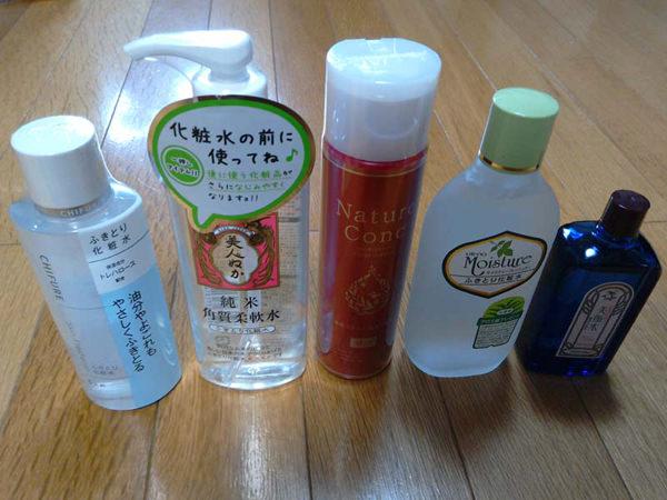 プチプラ「拭き取り化粧水」おすすめランキング