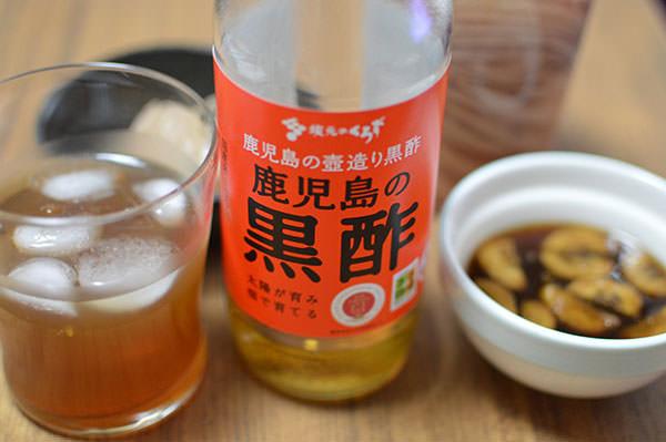 黒酢の様々な効果と正しい飲み方