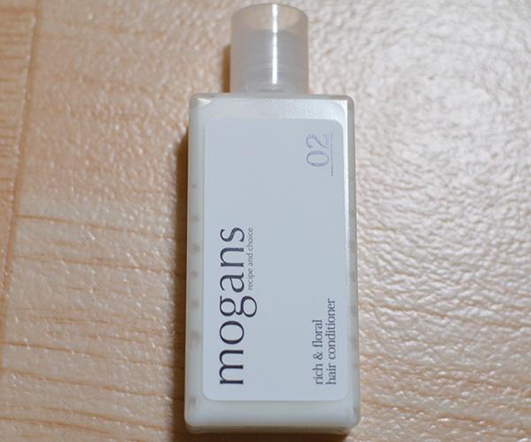 mogans ノンシリコンアミノ酸コンディショナー リッチ&フローラル