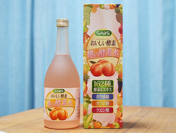 桃の酵素水は効果ない?痩せない?置き換えダイエットをやってみたよ