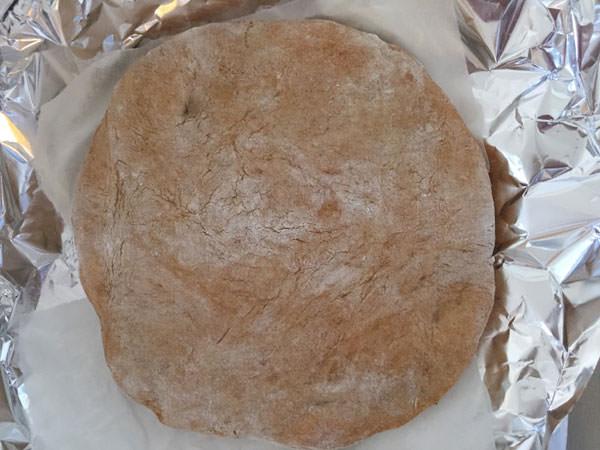 全粒粉入りピタパン