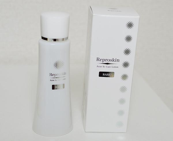 リプロスキン 口コミ ニキビ跡用化粧水の評価