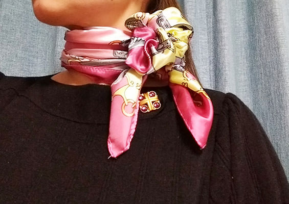 scarf_rose