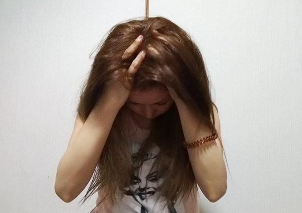 白ごま油を髪に塗る・頭皮ケアを実践