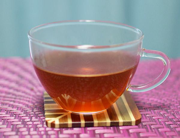 ティーライフ たんぽぽ茶を飲んでみます